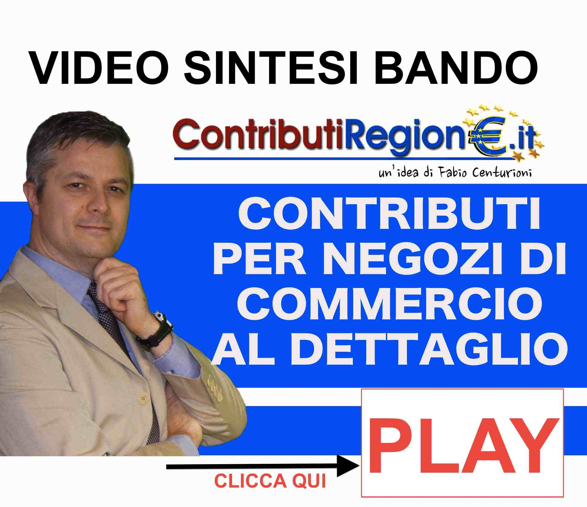 Video sintesi bando commercio Regione Marche